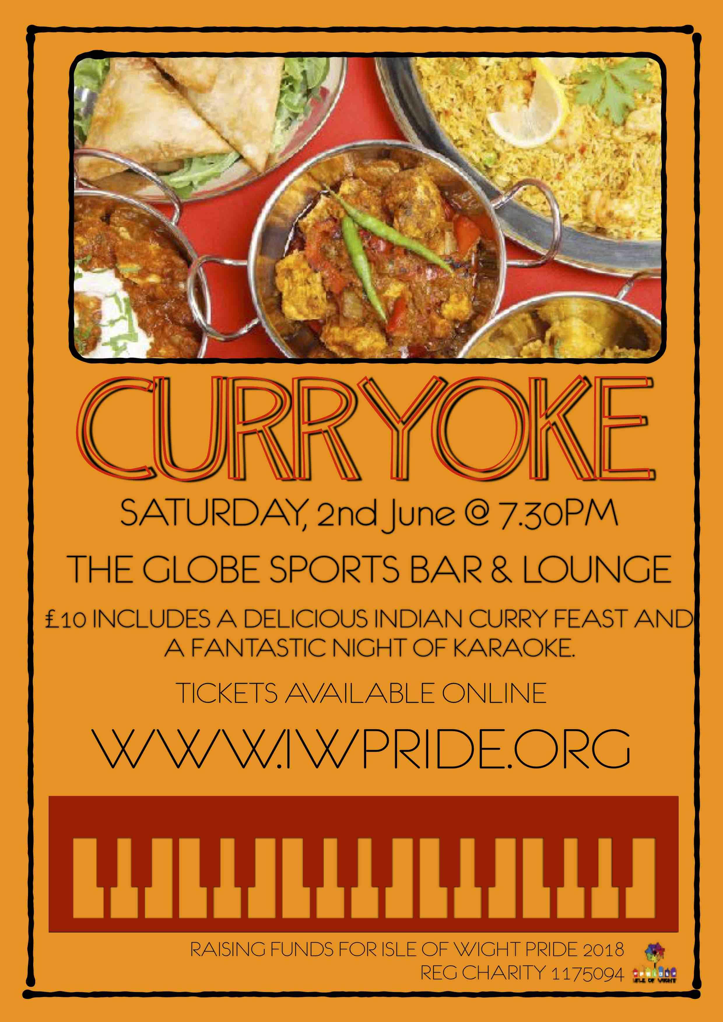Curryoke returns by popular demand!