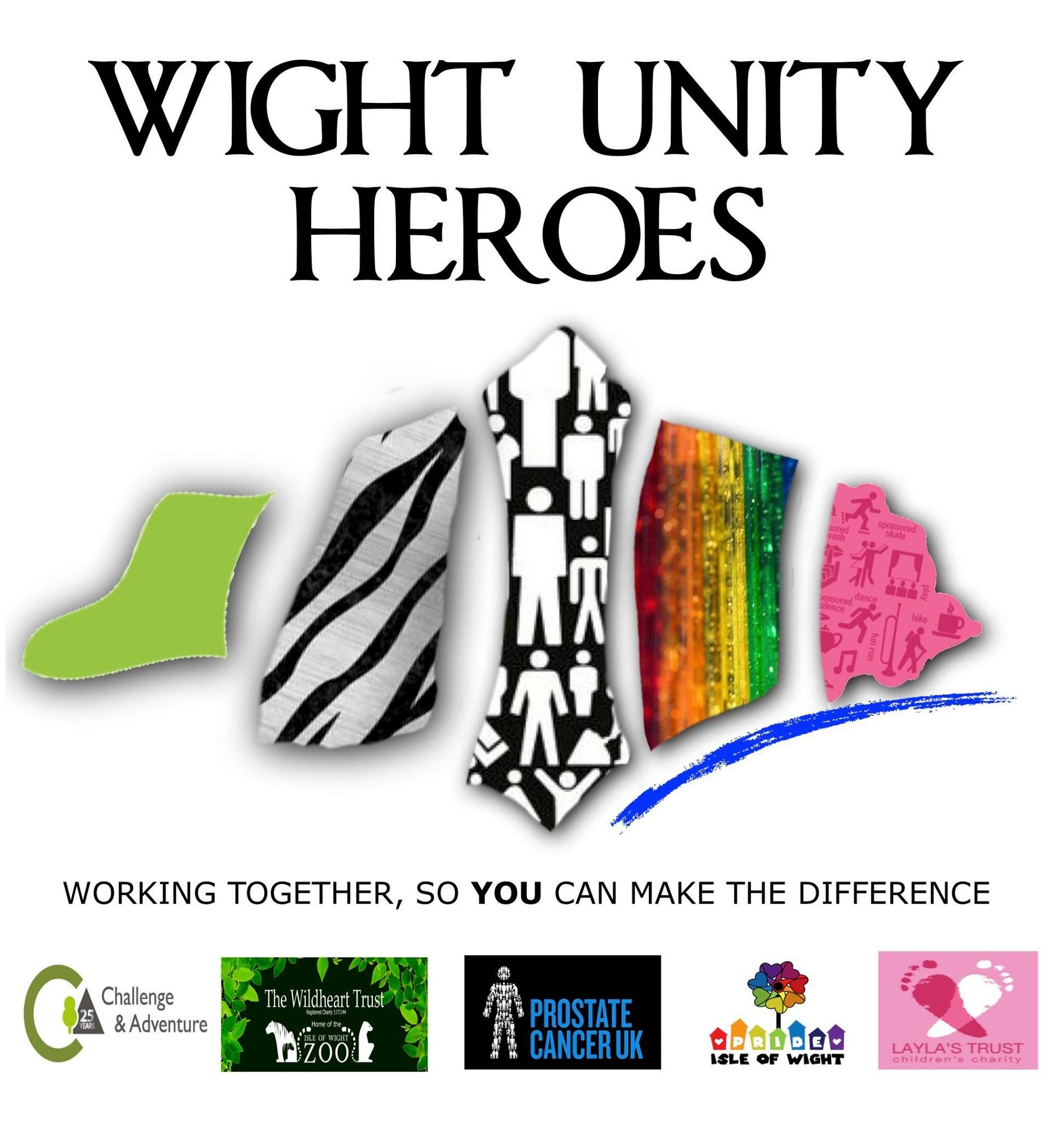 Wight Unity Heroes Down Under