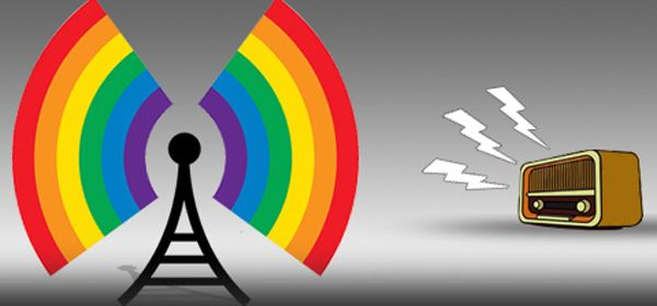 Isle of Wight Pride Vectis Radio Takeover